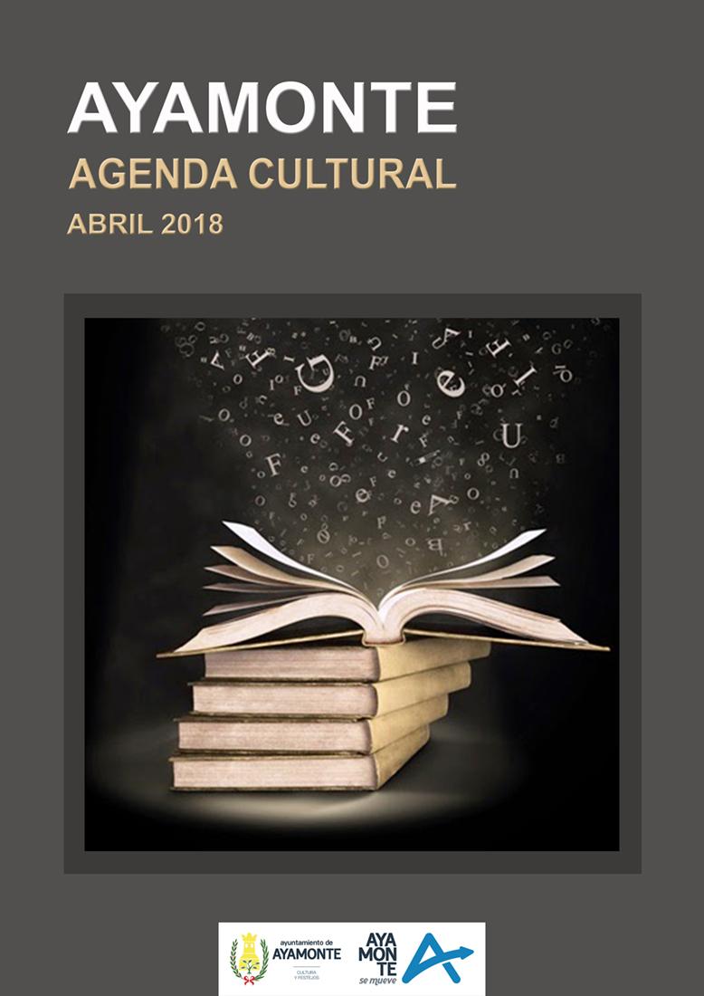 Programa Cultural de Abril 2018