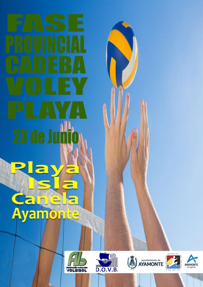 voley-playa-isla-canela-cadeba
