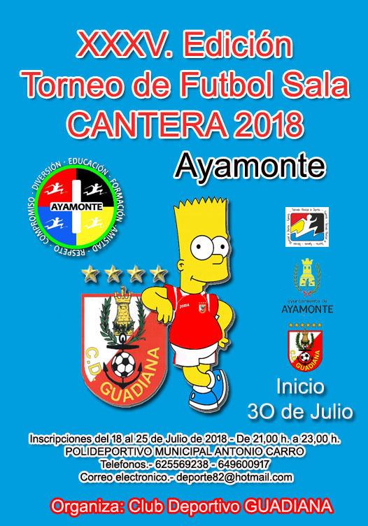 torneo-cantera-futbol-sala-2018