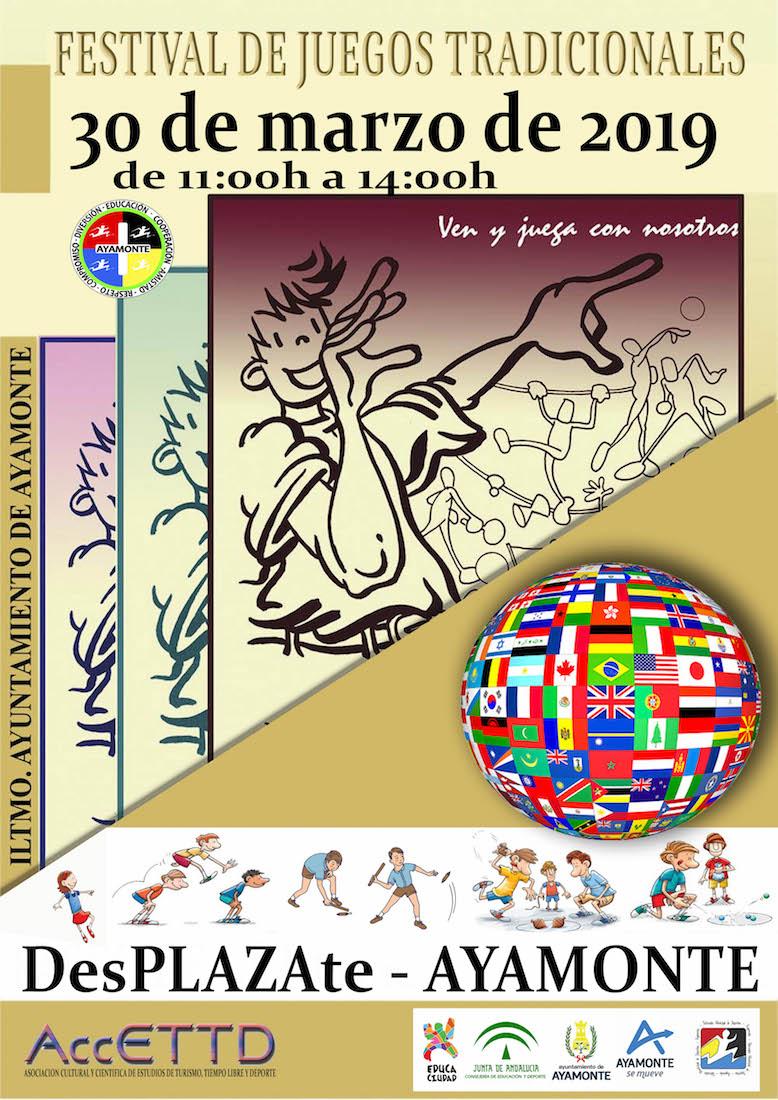Festival de Juegos Tradicionales en Ayamonte 2019