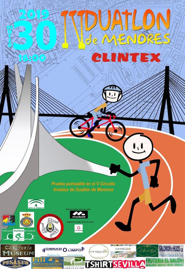 4ª Edición del Duatlón de menores CIudad de Ayamonte