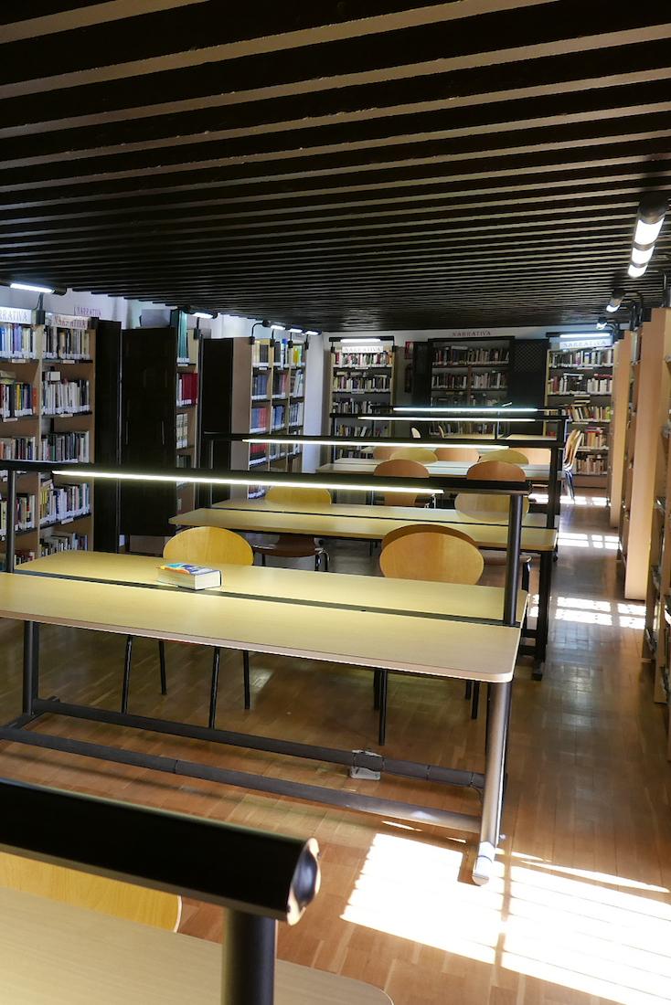 Biblioteca Publica Municipal Ayamonte