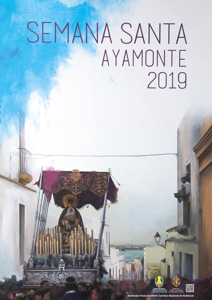 Cartel Semana Santa Ayamonte 2019