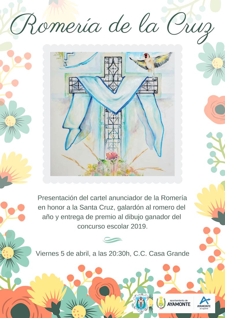 Romeria de la Cruz Ayamonte 2019