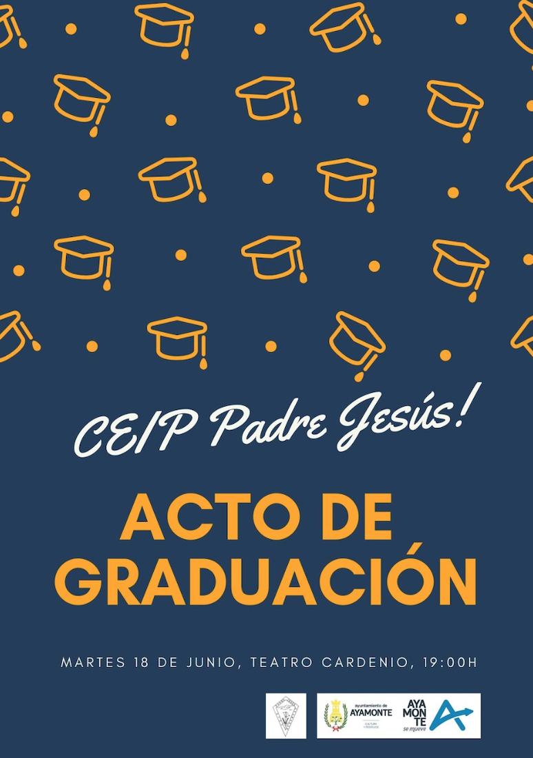Fiesta de graduación CEIP Padre Jesús de Ayamonte