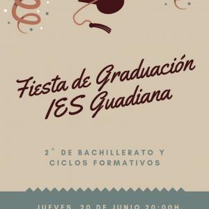 Fiesta Graduacion IES Guadiana de Ayamonte