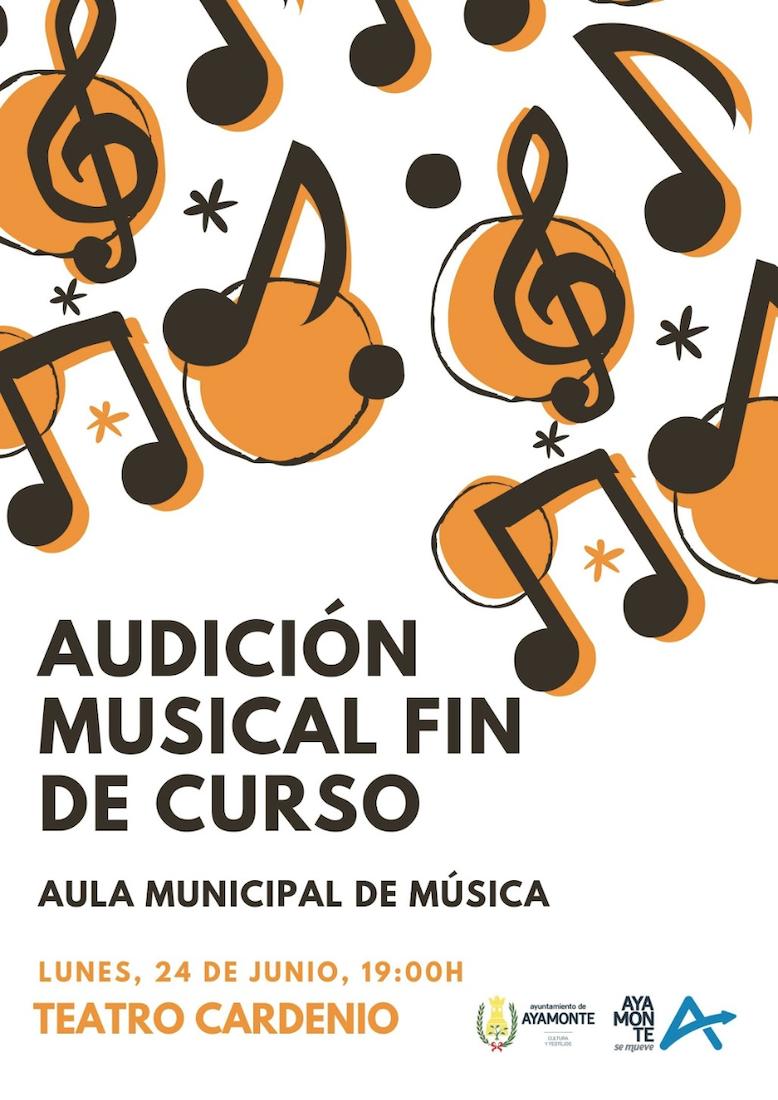 Audición Musical Fin de Curso