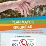"Charla Guardia Civil sobre ""Plan Mayor Seguridad"""