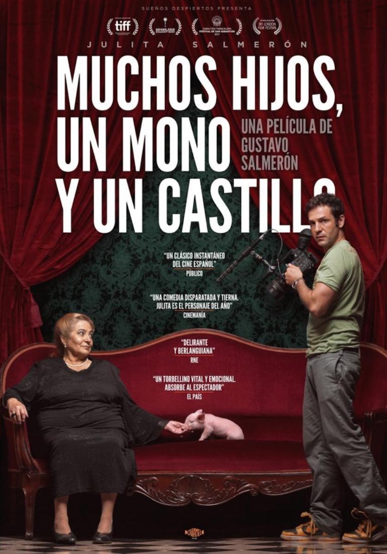 Cine Club Poniente Muchos hijos, un mono y un castillo