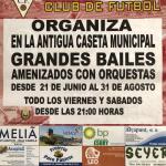 Grandes Bailes organizado por Ayamonte CF