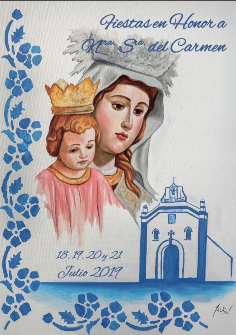 Fiestas en honor a Ntra Sra del Carmen Ayamonte 2019