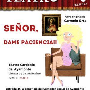 señor-dame-paciencia-ayamonte-2019