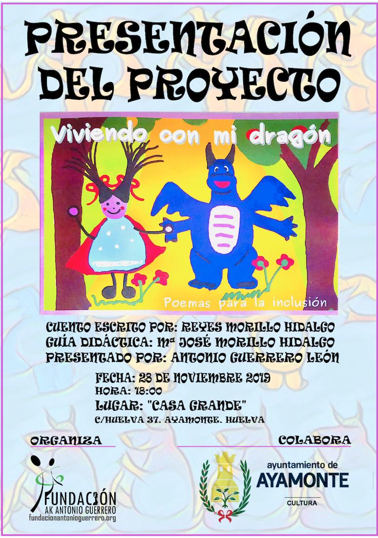 presentacion-libro-viviendo-con-mi-dragon-ayamonte-2019