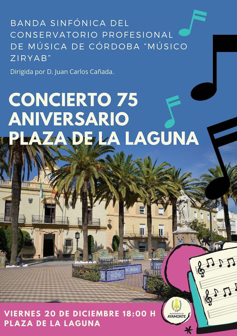 concierto-75-aniversario-plaza-de-la-laguna-de-ayamonte