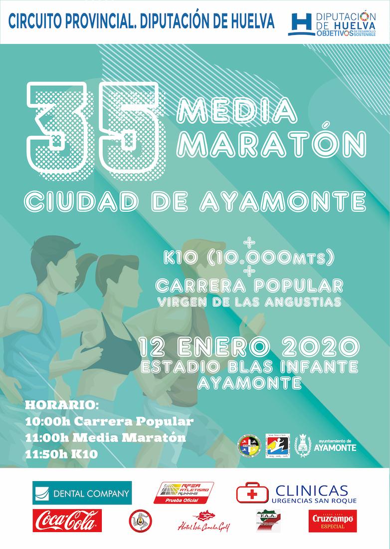 cartel-medio-maraton-ciudad-de-ayamonte-2020